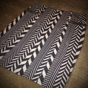 Michael Kors Geometric Skirt